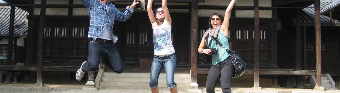Kurashiki - Jump to it