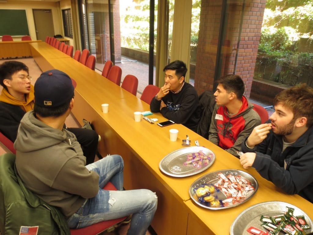 First Japanese Language Table – Associated Kyoto Program